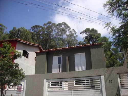 Sobrado, código 2932 em Taboão da Serra, bairro Parque Monte Alegre