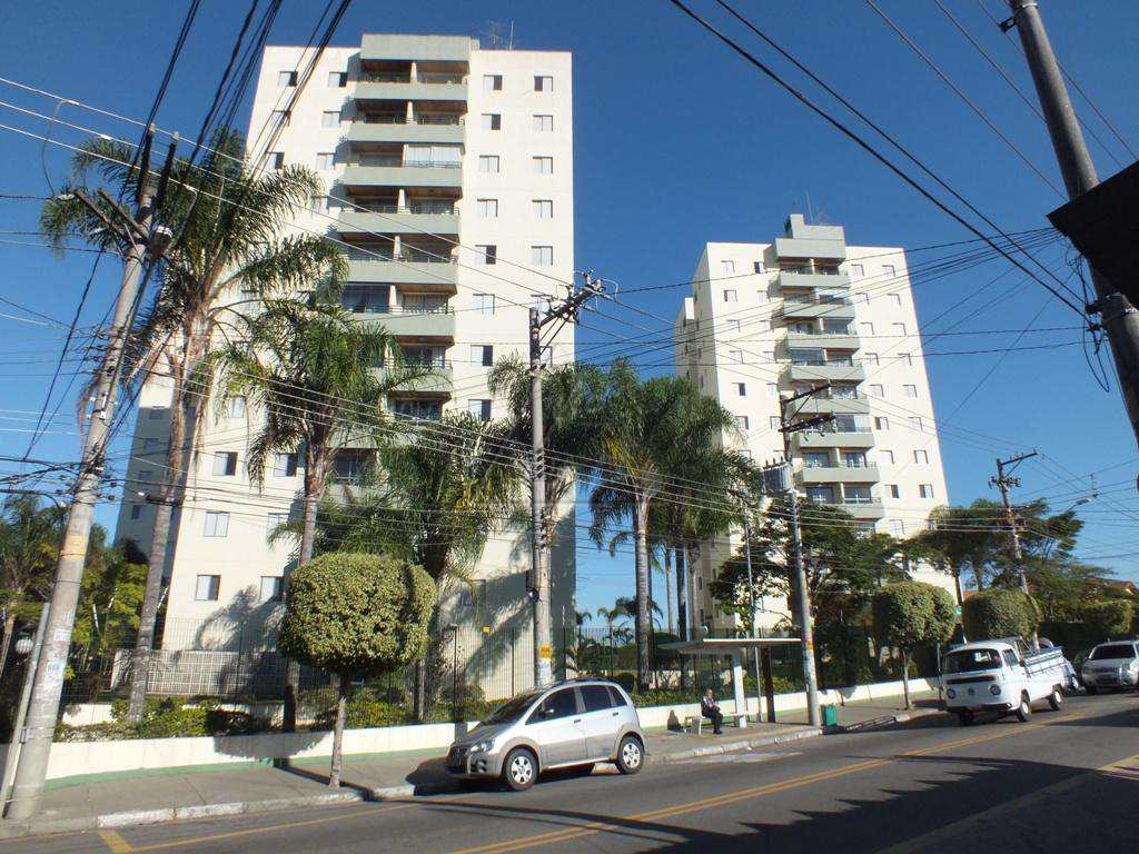 Apartamento em São Paulo, bairro Jardim Ivana