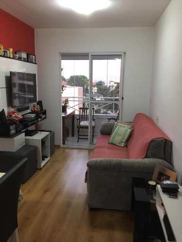 Apartamento, código 2970 em São Paulo, bairro Jardim Monte Kemel