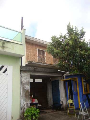 Sobrado, código 2982 em Taboão da Serra, bairro Parque Monte Alegre
