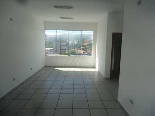 Sala Comercial, código 3007 em Taboão da Serra, bairro Jardim Pedro Gonçalves