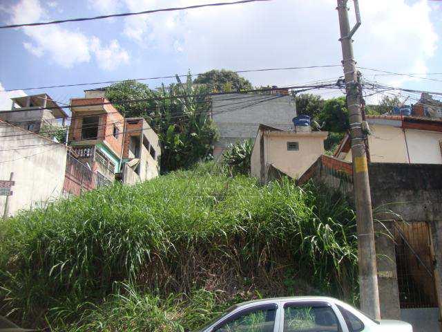 Terreno em Taboão da Serra, no bairro Jardim Maria Rosa