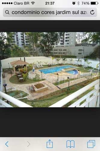Apartamento, código 3050 em São Paulo, bairro Parque Reboucas
