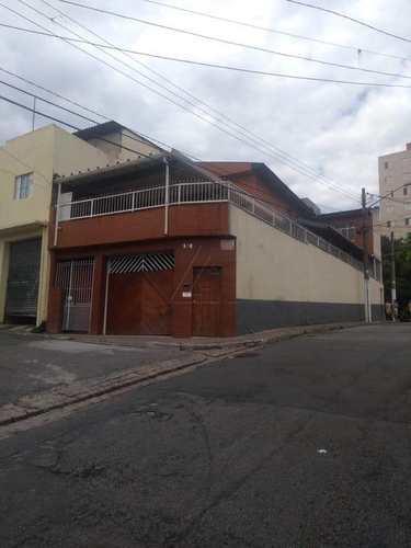 Sobrado, código 3057 em São Paulo, bairro Jardim Maria Duarte