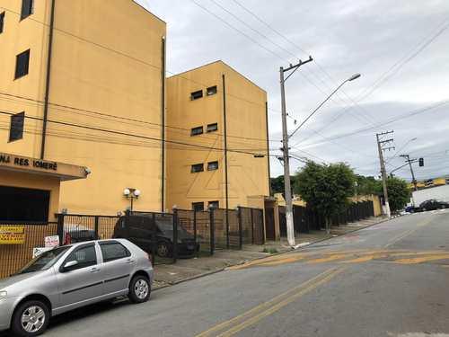 Apartamento, código 3067 em Taboão da Serra, bairro Parque Albina