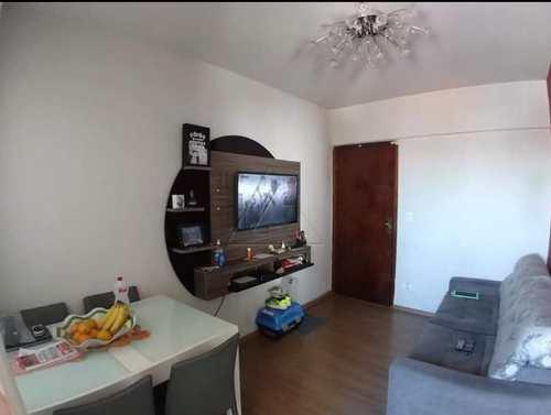 Apartamento, código 3068 em Taboão da Serra, bairro Jardim Maria Rosa