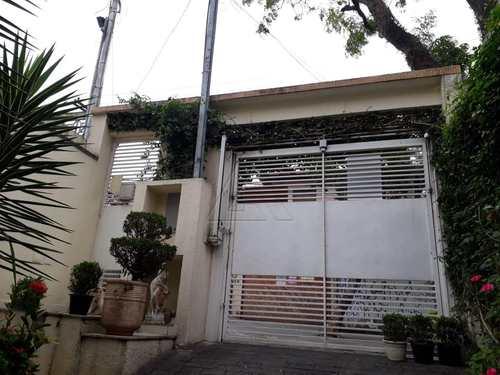 Sobrado, código 3103 em São Paulo, bairro Jardim Bonfiglioli