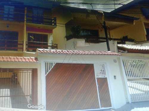 Sobrado, código 3151 em São Paulo, bairro Lar São Paulo