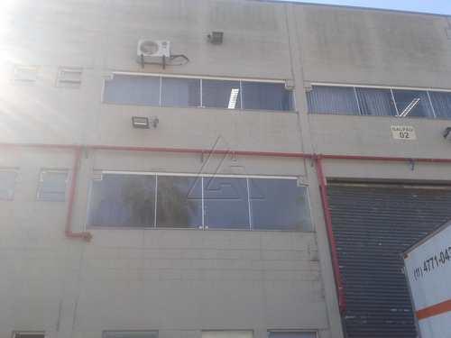 Galpão Industrial, código 3174 em Taboão da Serra, bairro Parque Laguna