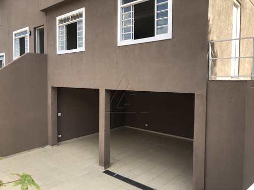 Sobrado, código 3192 em Taboão da Serra, bairro Cidade Intercap