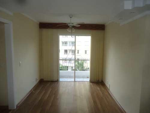Apartamento, código 3208 em São Paulo, bairro Jardim Monte Kemel
