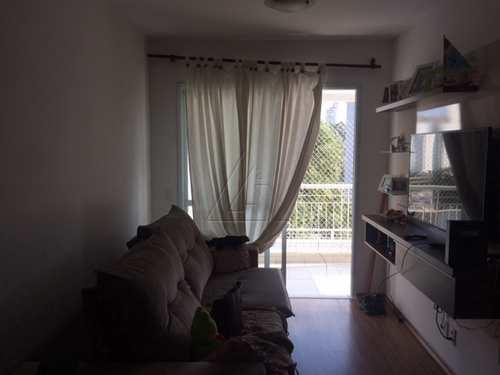 Apartamento, código 3258 em São Paulo, bairro Vila Suzana