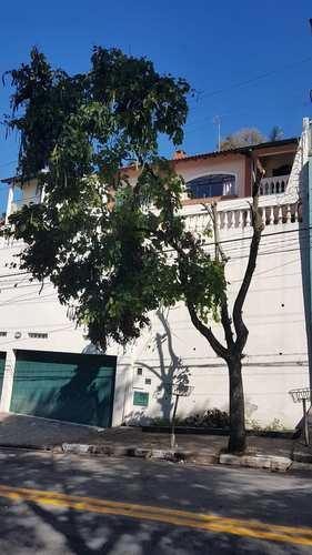 Sobrado, código 3297 em Taboão da Serra, bairro Parque Monte Alegre