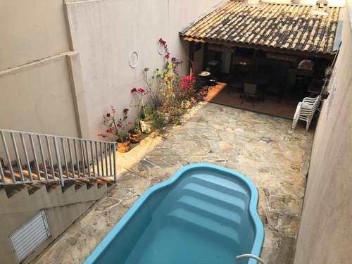 Sobrado, código 3298 em São Paulo, bairro Jardim Monte Kemel