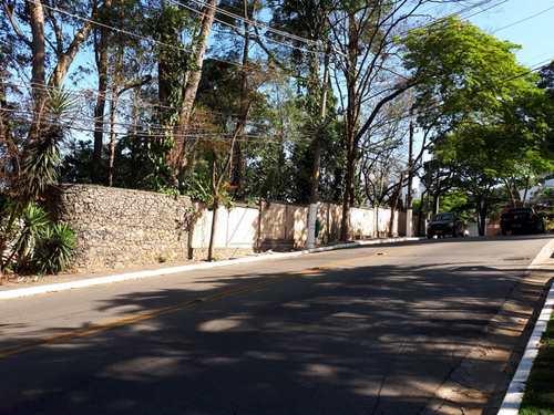 Terreno, código 3386 em São Paulo, bairro Jardim Vitória Régia