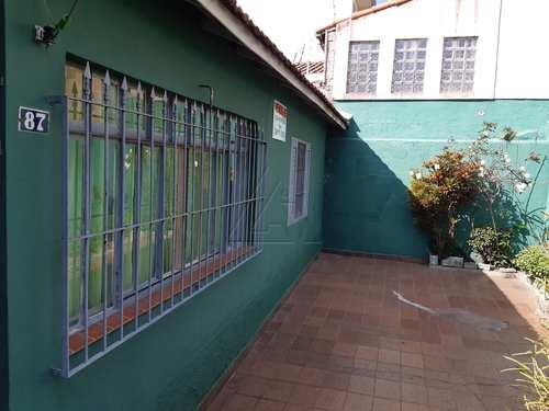 Casa, código 3509 em Taboão da Serra, bairro Jardim Maria Rosa