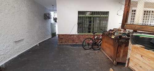 Sobrado, código 3602 em São Paulo, bairro Jardim Trussardi