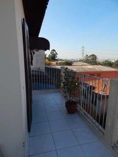 Sobrado, código 3670 em São Paulo, bairro Jardim Alvorada (Zona Oeste)