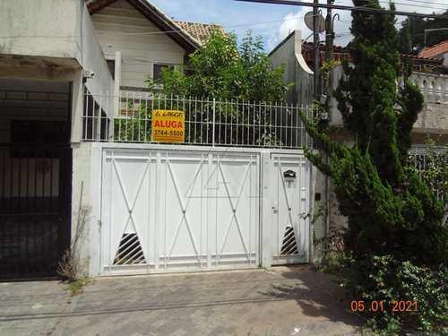 Sobrado, código 3702 em Taboão da Serra, bairro Parque Monte Alegre