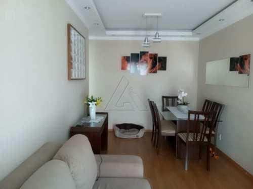 Apartamento, código 3825 em São Paulo, bairro Jardim Umarizal
