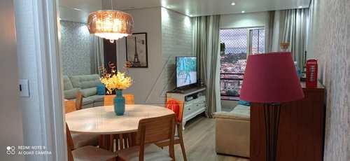 Apartamento, código 3829 em São Paulo, bairro Jardim Monte Kemel