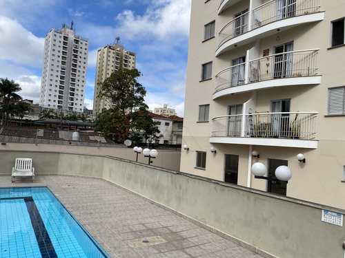 Apartamento, código 3863 em São Paulo, bairro Ferreira