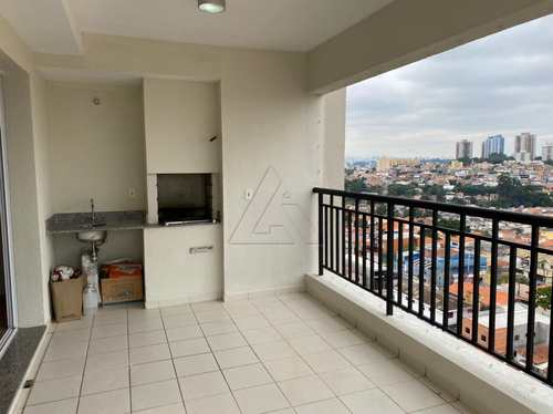 Apartamento, código 3893 em São Paulo, bairro Jardim Monte Kemel