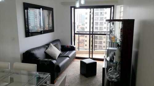 Apartamento, código 510 em Mogi das Cruzes, bairro Vila Oliveira