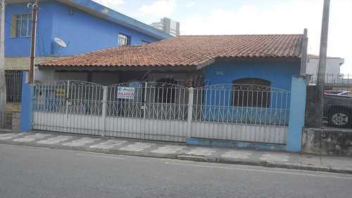 Casa Comercial, código 505 em Mogi das Cruzes, bairro Centro