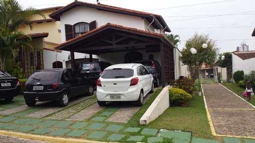 Sobrado, código 473 em Mogi das Cruzes, bairro Lagoa Seca