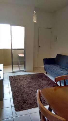 Apartamento, código 424 em Mogi das Cruzes, bairro Vila Suissa