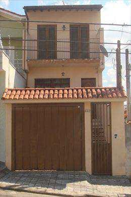 Sobrado, código 371 em Mogi das Cruzes, bairro Vila Lavínia