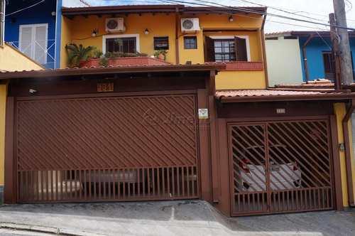Casa, código 523 em Mogi das Cruzes, bairro Parque Santana