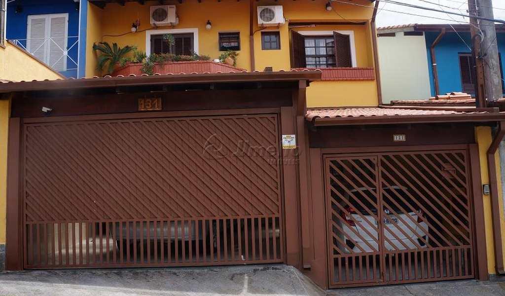 Casa em Mogi das Cruzes, bairro Parque Santana