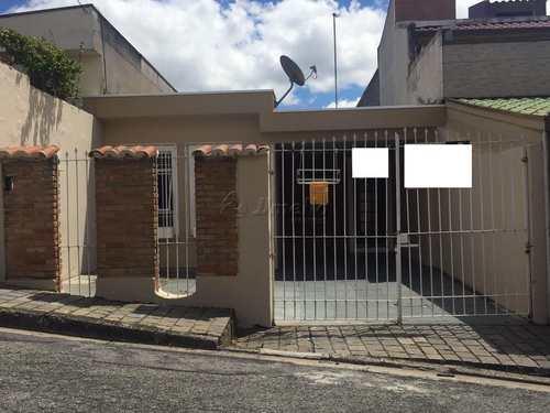 Casa, código 526 em Mogi das Cruzes, bairro Vila Oliveira