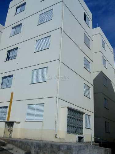 Apartamento, código 544 em Mogi das Cruzes, bairro Parque Olimpico