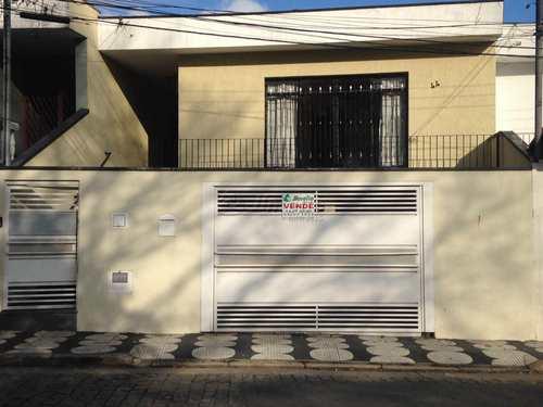 Sobrado, código 550 em Mogi das Cruzes, bairro Vila Sud Menuci