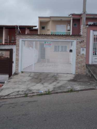 Sobrado, código 553 em Mogi das Cruzes, bairro Alto Ipiranga