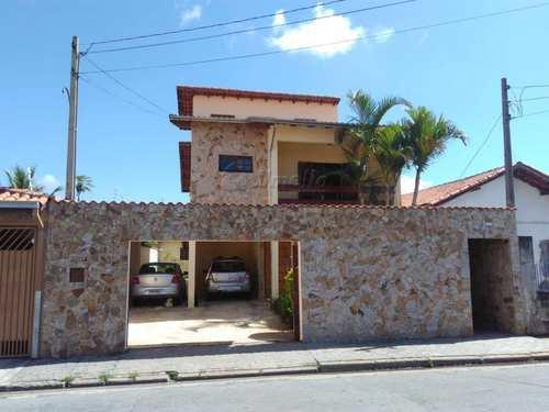 Sobrado, código 554 em Mogi das Cruzes, bairro Vila Industrial