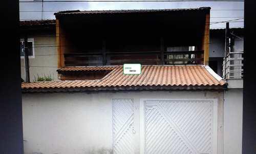 Sobrado, código 555 em Mogi das Cruzes, bairro Vila Rei