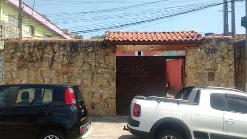Sobrado, código 559 em Arujá, bairro Parque Rodrigo Barreto