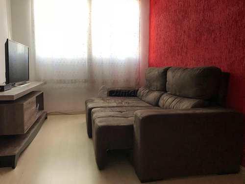 Apartamento, código 560 em Mogi das Cruzes, bairro Cézar de Souza