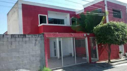 Sobrado, código 566 em Mogi das Cruzes, bairro Chácara Jafet