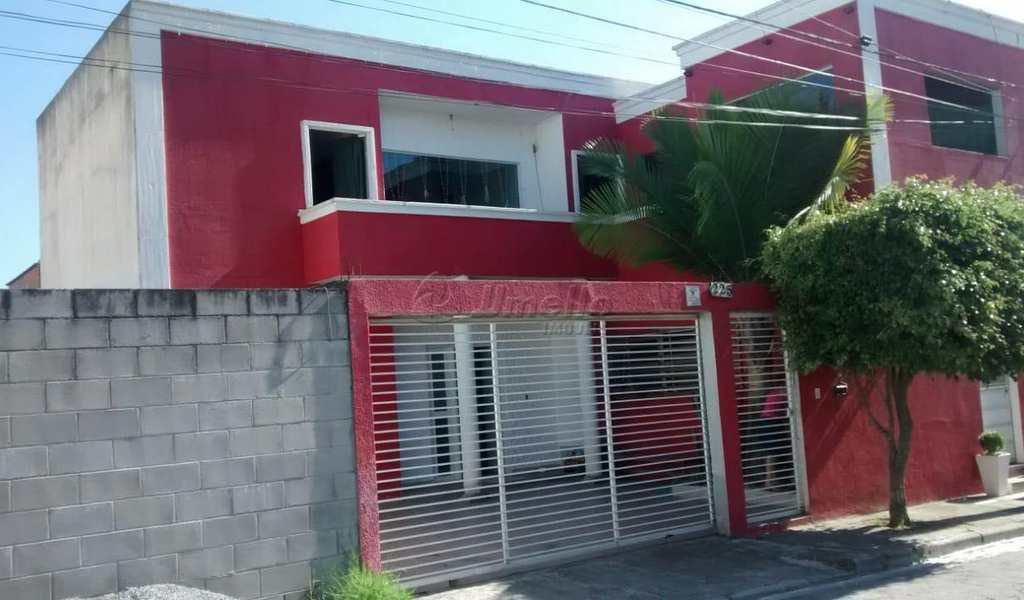 Sobrado em Mogi das Cruzes, bairro Chácara Jafet