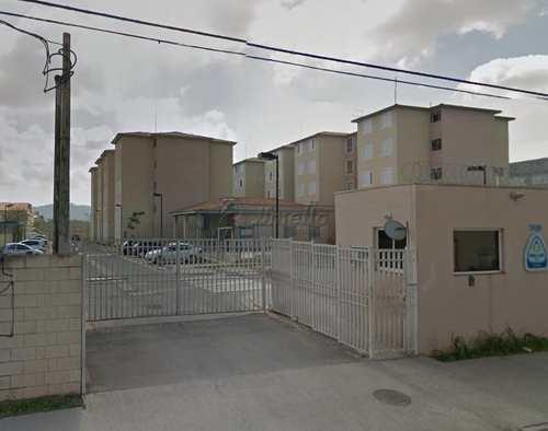Apartamento, código 576 em Mogi das Cruzes, bairro Jundiapeba