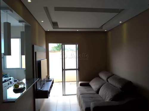 Apartamento, código 592 em Mogi das Cruzes, bairro Vila Santana