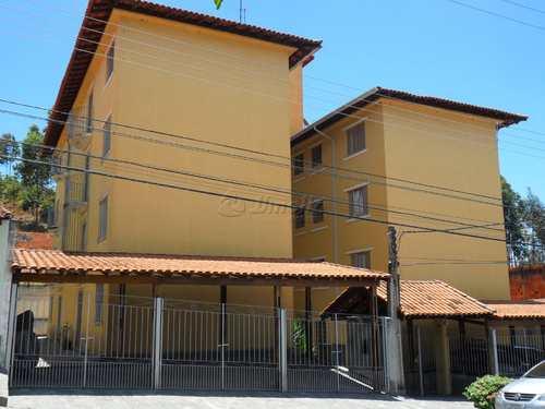 Apartamento, código 606 em Mogi das Cruzes, bairro Loteamento Rio Acima