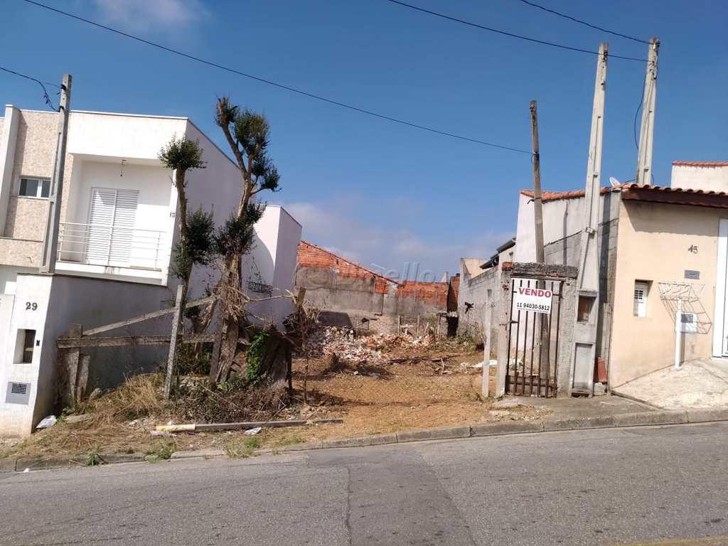 Terreno em Mogi das Cruzes, no bairro Vila Nova Aparecida