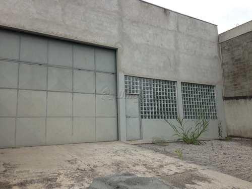 Galpão, código 627 em Mogi das Cruzes, bairro Jardim Rodeio