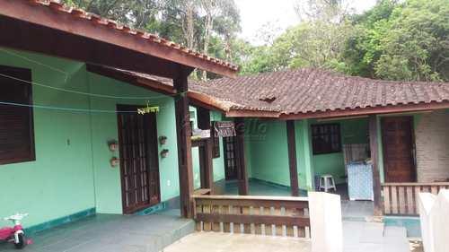 Casa, código 630 em Mogi das Cruzes, bairro Biritiba Ussu